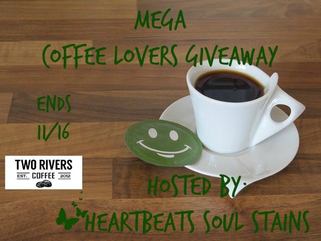 Mega Coffee lovers giveaway