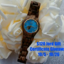 Jord Gift Certificate Giveaway