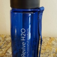 Revive H2O Filtered Water Bottle By Purposefull