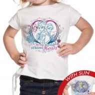 Color Changing Disney & Marvel Shirts By Del Sol
