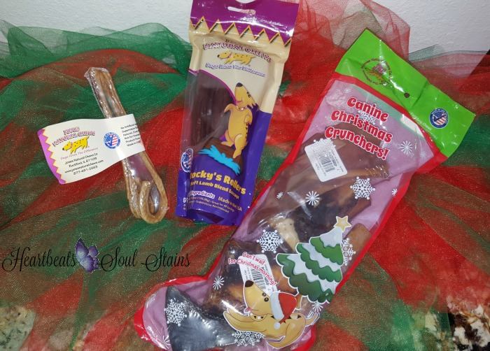 Healthy Dog Treats from Jones Natural Chews