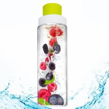 Glass Infuser Water Bottle By Flavor 2gO #Glassinfuser
