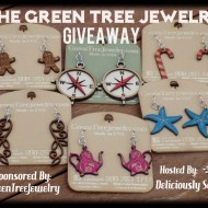 Green Tree Jewelry Giveaway! ($90 ARV) #GreenTreeJewelry