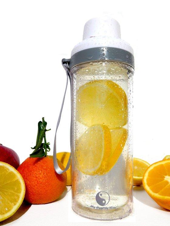 glass water bottle 1