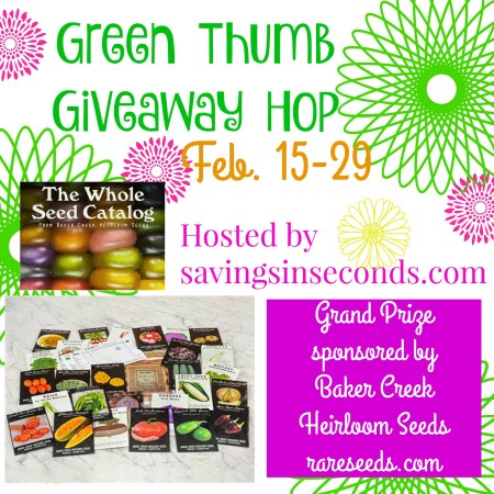 Green Thumb Grand Prize
