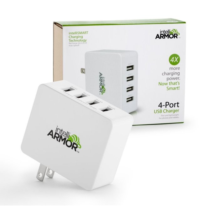USB Ultra Fast Portable Wall Charger