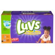 Ultra-Leak Protection with Luvs #SharetheLuv