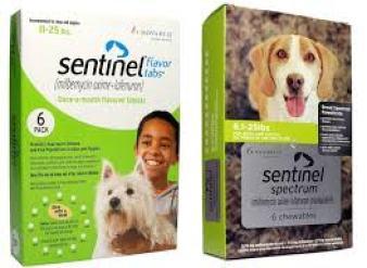 Sentinel Spectrum providing year round protection