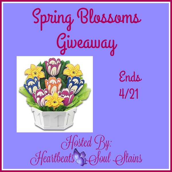Spring Blossoms Giveaway