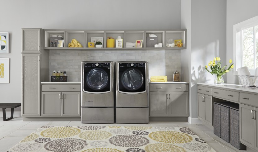 Save Energy & Time with LG Twin Wash and SideKick Laundry Pair at Best Buy #bbyed