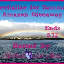 Revitalize for Summer Amazon #Giveaway + HOP
