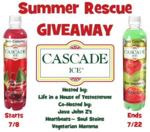 Summer Rescue Giveaway