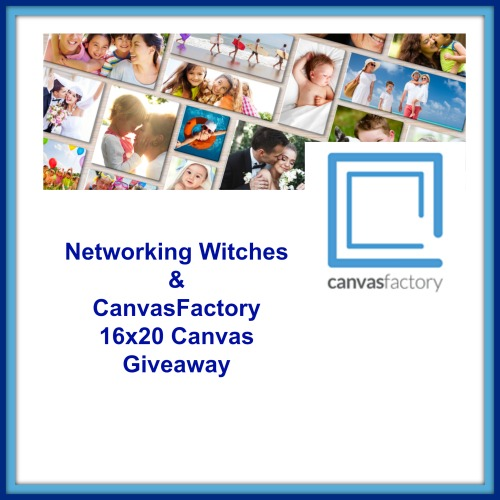 Canvas Factory Giveaway