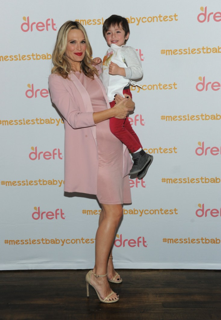 Model and actress Molly Sims hosts Dreft's America's Messiest Baby Play Date to help Dreft launch its nationwide search for America's Messiest Baby, Tuesday, Oct. 25, 2016, in New York. For more information, visit www.dreft.com or the brand's social media channels on Facebook (https://www.facebook.com/Dreft), Twitter (https://twitter.com/Dreft) and Instagram (https://www.instagram.com/dreft/). Parents can enter to win Dreft'sAmerica's Messiest Baby Contest for a chance to have their little one featured on the cover of Parent's Magazine by submitting a photo of their favorite messy baby moment at www.parents.com/dreftmessiestbabycontest or posting their photo on Twitter or Instagram using the hashtag #messiestbabycontest. (Photo by Diane Bondareff/Invision for Dreft/AP Images)