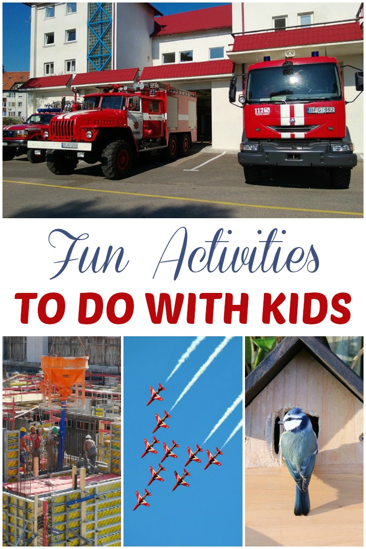 5 Fun Activities to Do With Your Kids They Will Love