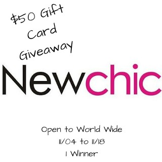 $50 Newchic Giveaway