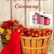 Harvest Blessings Target Gift Card Giveaway + HOP