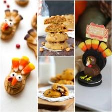 Fun Decorative Thanksgiving Cookie Recipes
