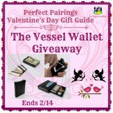 The Vessel Wallet Giveaway #vesselwallet @SMGurusNetwork