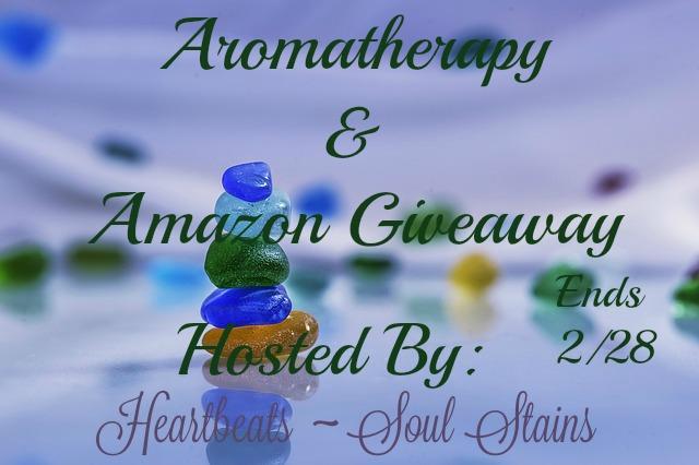 Aromatherapy & Amazon Giveaway