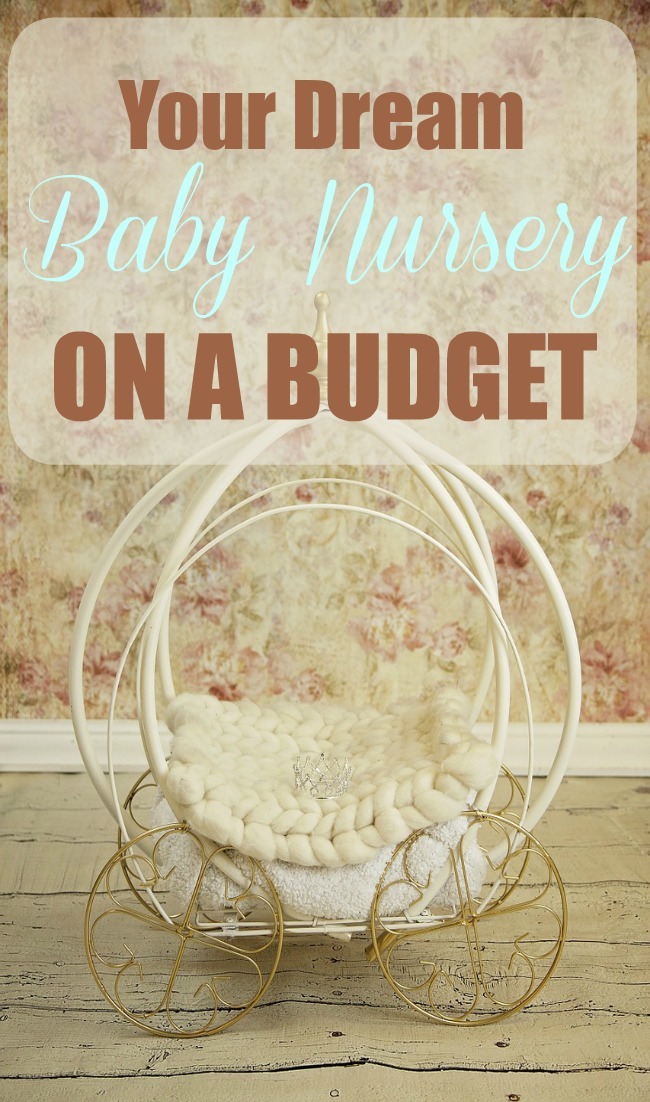 Planning for a new arrival can be stressful. Your baby's room doesn't need to be.  Here are some tips for Creating a Beautiful Nursery on a Budget.