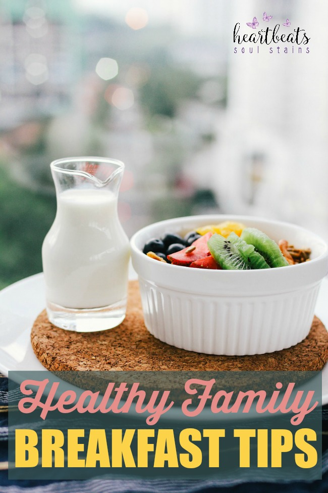 Tips For Feeding Your Family Healthy Breakfasts
