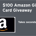 Dropprice $100 Amazon Gift Card Giveaway