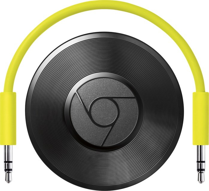 Get All Your Favorite Music Anywhere with Google Chromecast Audio