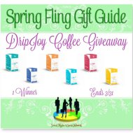 The Spring Fling DripJoy Coffee Giveaway