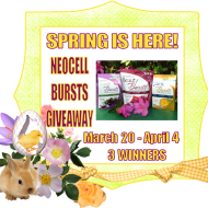 Spring Is Here! Neocell Giveaway