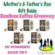 MF Gift Guide Realtree Coffee Giveaway 10 Winners