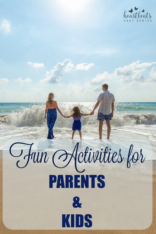 Being a busy parent is a juggling act.  Here are some terrific activities that parents can enjoy that are also fun for kids.