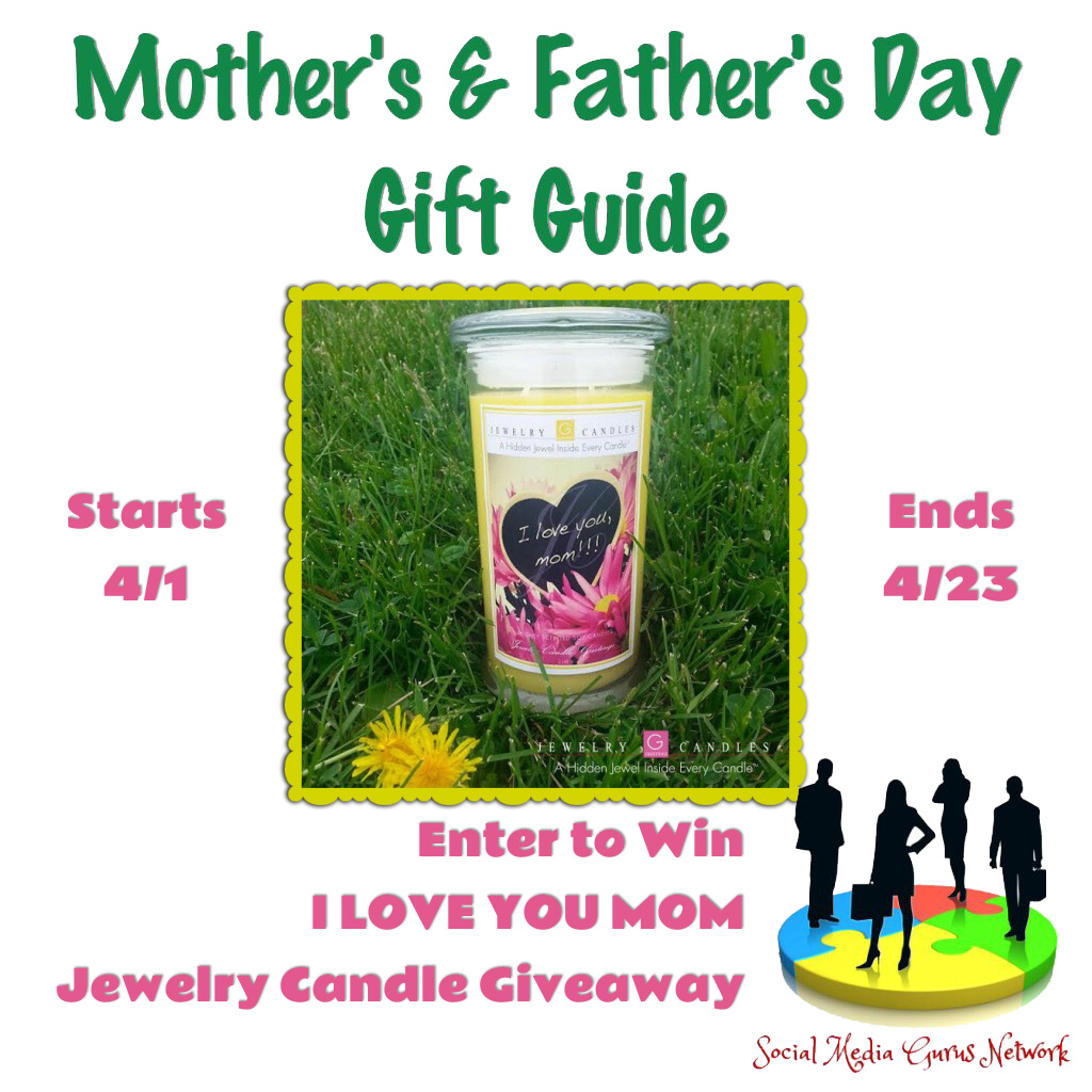 Jewelry Greeting Candle Giveaway