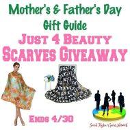 Just 4 Beauty Scarfs Giveaway 4 Winners