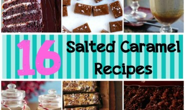 16 Salted Caramel Recipes