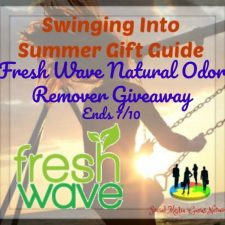 Fresh Wave Natural Odor Remover Giveaway