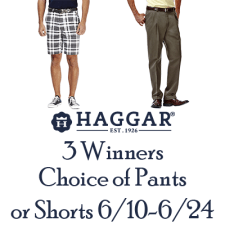Haggar Father's Day 2017 Giveaway