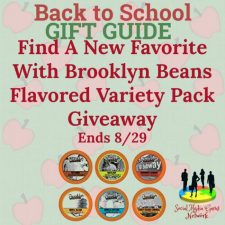 Brooklyn Beans Flavored Variety Pack Giveaway