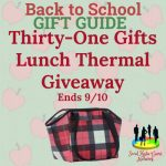Thirty-One Gifts Lunch Thermal Giveaway