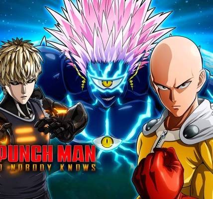 Portada de One Punch Man A Hero Nobody Knows