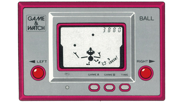 Game and Watch Clasica Ball