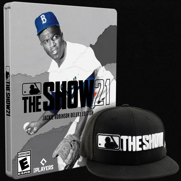 The Jackie Robinson Deluxe Edition