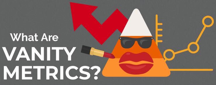 What are vanity metrics?