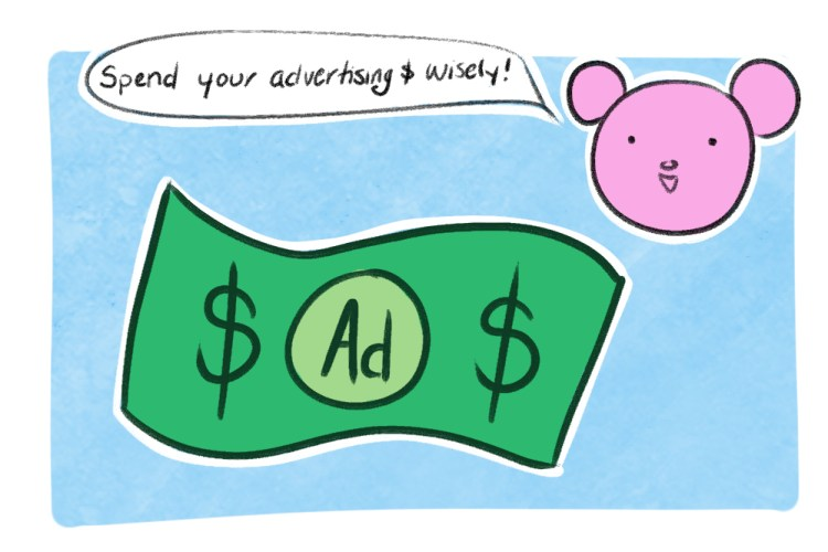 HeartBrain Marketing urges you to spend your money wisely when it comes to advertising platforms