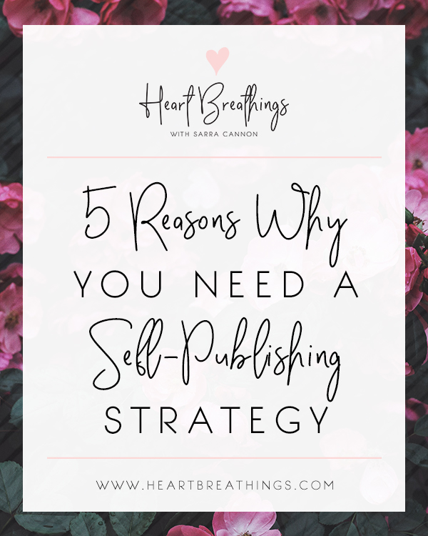 self-publishing-strategy