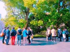 目黒川桜道08