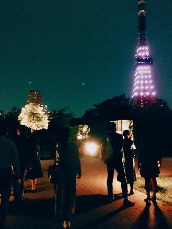 満月東京タワー03