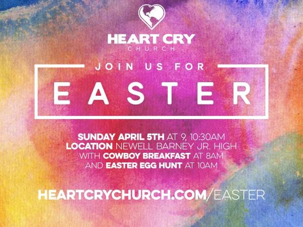Invite! Invite! Invite! - Heart Cry Church