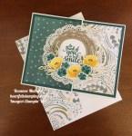 Stampin Up Jar of Love Just Because Card Idea - Rosanne Mulhern stampinup