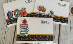 Mama Elephant Book Work Thank You Notes - Rosanne Mulhern